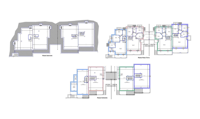 Unita immobiliare lotto 1 2 3 4 ubicati in isola alta - Unita immobiliare ...